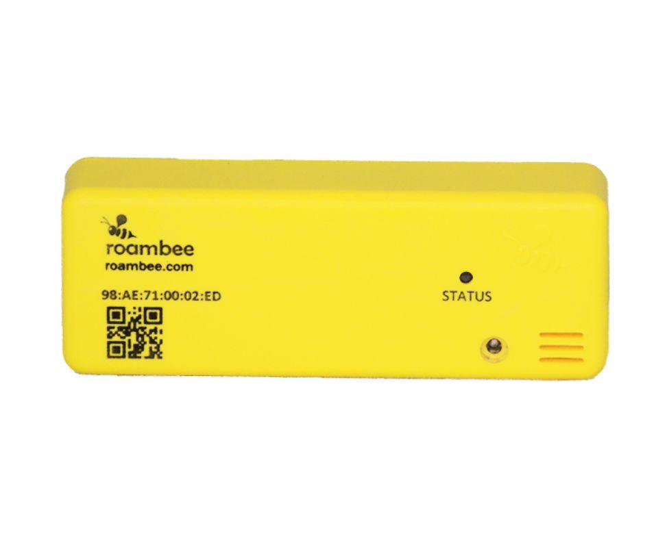 Data Logger Device - Roambee