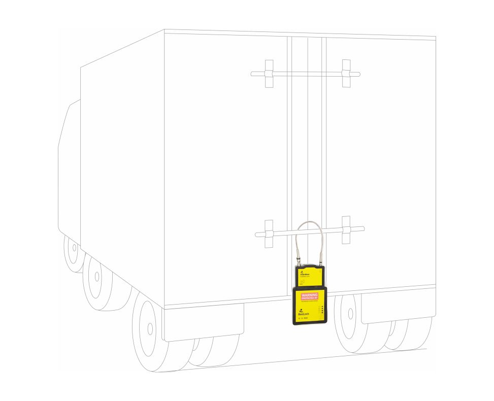 cargo security GPS - Roambee