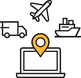 Multimodal-Shipment-Tracking