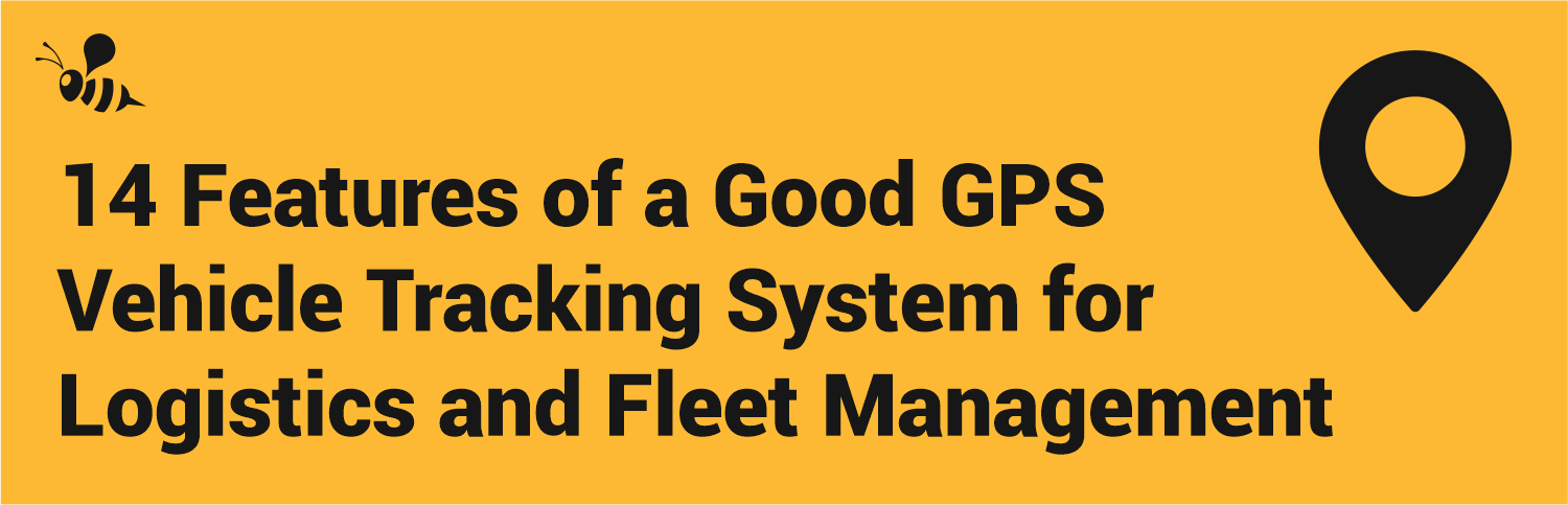 GPS Vehicle Tracking System for Logistics and Fleet Management
