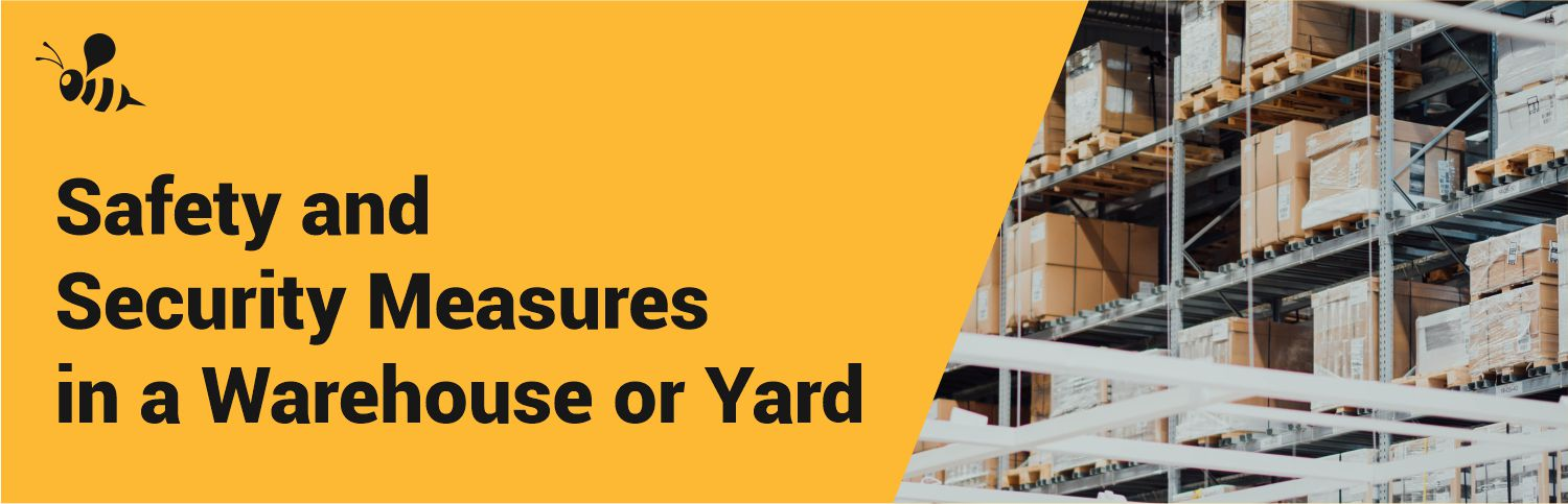 Warehouse or Yard Security Measures