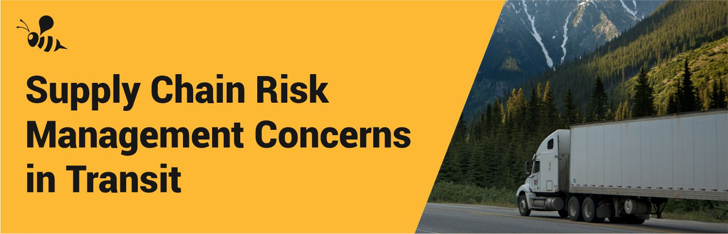 In-transit Supply Chain Risk