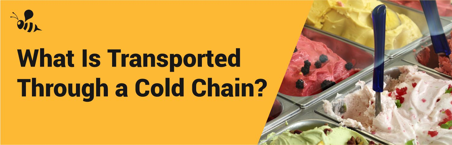 What is Transported Through a Cold Chain?