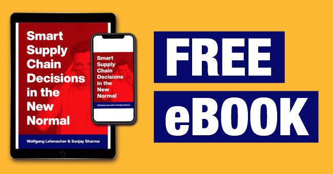 Smart supply chain decision-Ebook