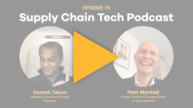 Supply Chain Podcast - Roambee - Dow Chemical